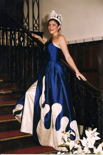 Miss Gib 1999 Miss World 1